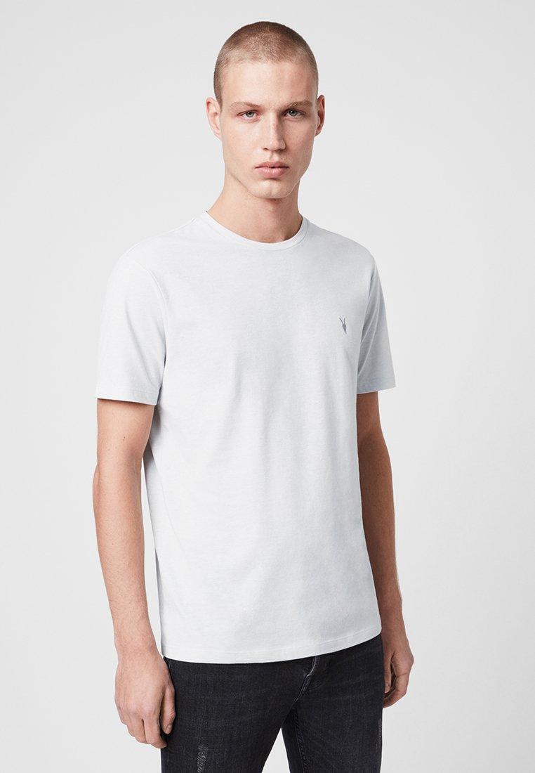 AllSaints - BRACE - Basic T-shirt - blue