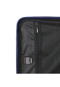 Wittchen - Wheeled suitcase - dunkelblau - 5
