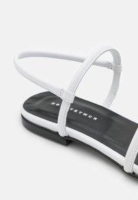 Dorateymur - EASY - Sandals - white - 6