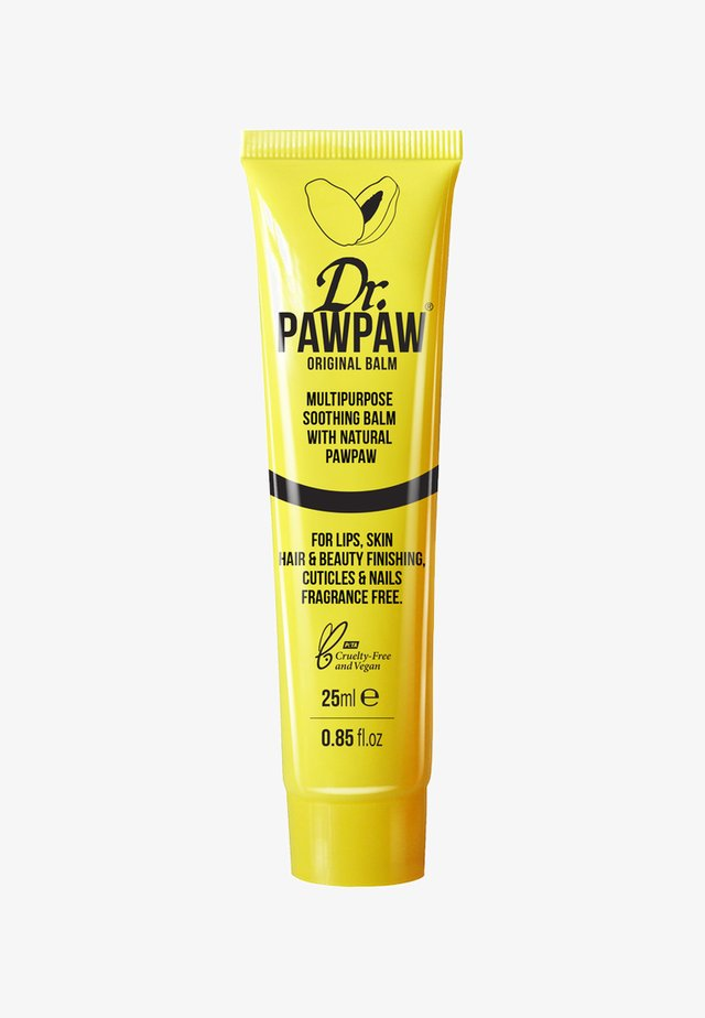 ORIGINAL CLEAR BALM 25ML - Lip balm - yellow