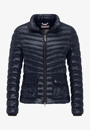 ALL-SEASON JACKE GLADYS MIT VERSTECKTER KAPUZE - Down jacket - midnight blue