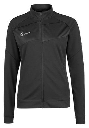 ACADEMY 20 KNIT TRAININGSJACKE DAMEN - Training jacket - anthracite / black / white