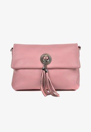 Clutch - rosa scuro