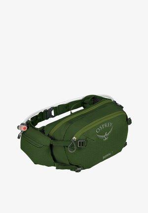 SERAL - Bum bag - dustmoss green