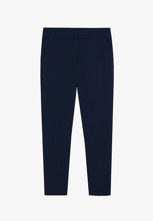 COFI7-N - Pantalon classique - bleu marine foncé