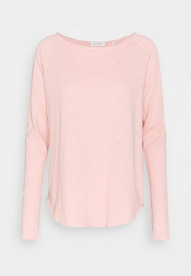 HEAVY LONGSLEEVE - Long sleeved top - blush pink
