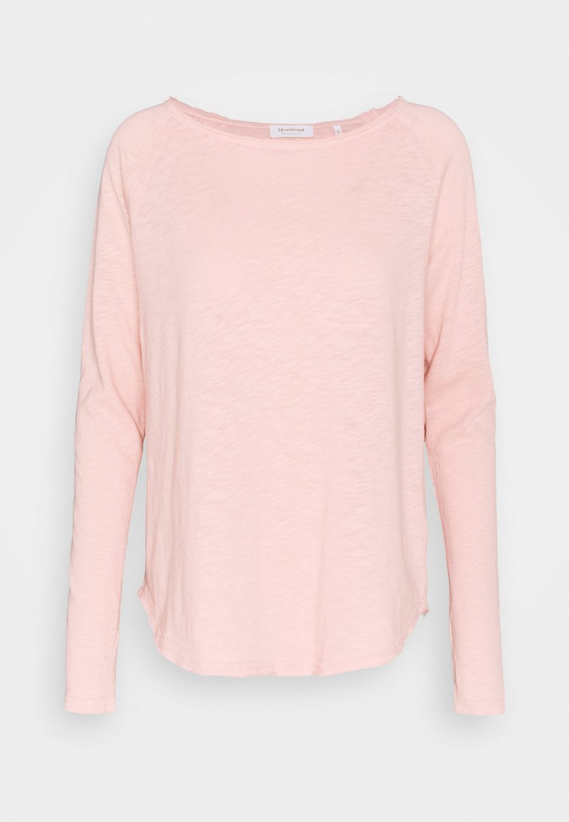 Rich & Royal - HEAVY LONGSLEEVE - Long sleeved top - blush pink