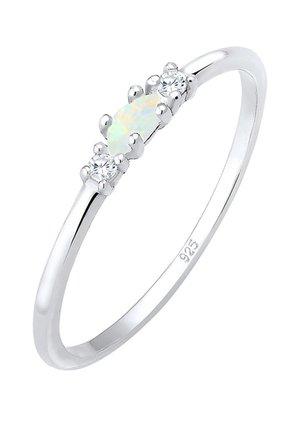 GEO VINTAGE MARQUISE  - Prsten - silver