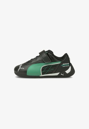 R-CAT V  - Sneakers laag - black/spectra green
