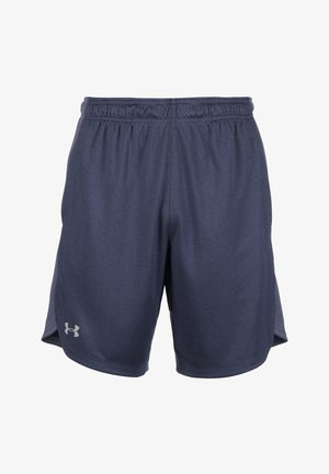 UNDER ARMOUR KNIT TRAININGSSHORT HERREN - Pantalón corto de deporte - blue ink