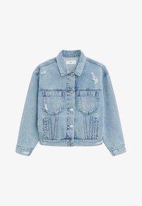 FIONA - Denim jacket - blu medio