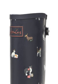 Tom Joule - WELLY PRINT - Wellies - navy beach dogs - 6