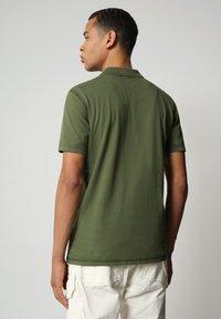 Napapijri - ELLI - Poloshirt - green cypress - 1