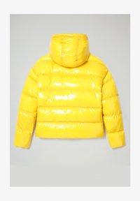 Napapijri - A-LOYLY - Winter jacket - yellow oil - 2
