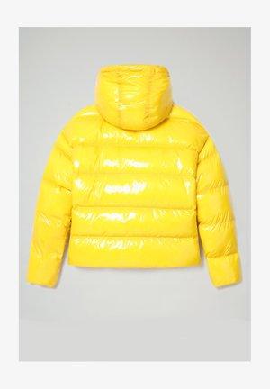 A-LOYLY - Winter jacket - yellow oil