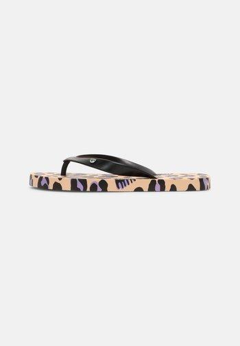 LEOPARD - Pool shoes - beige