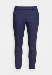 IKALA STRUCTURE TREGGINS 7/8 - Outdoor trousers - atlanta blue