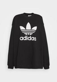 adidas Originals - CREW - Mikina - black/white - 6