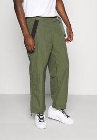 adidas Originals - TRIAL PANT - Trousers - green - 0