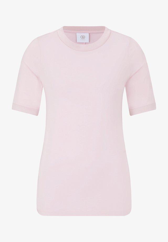 ALEXI - Jednoduché triko - hellrosa