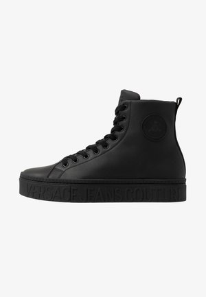 Sneakers high - nero