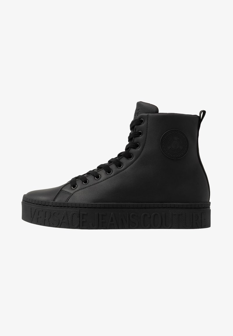 Versace Jeans Couture - Sneakers alte - nero