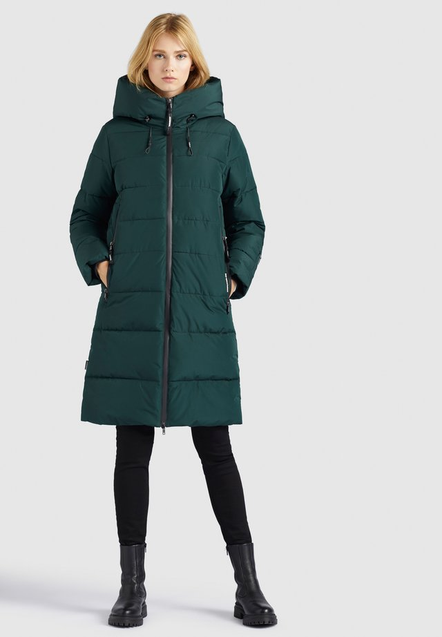 JILIAS - Winter coat - dunkelgrün