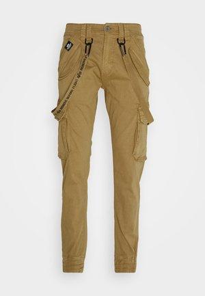 UTILITY PANT - Pantaloni cargo - khaki