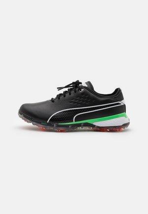 PROADAPT X - Chaussures de golf - black/irish green