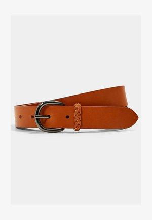 Riem - rust brown