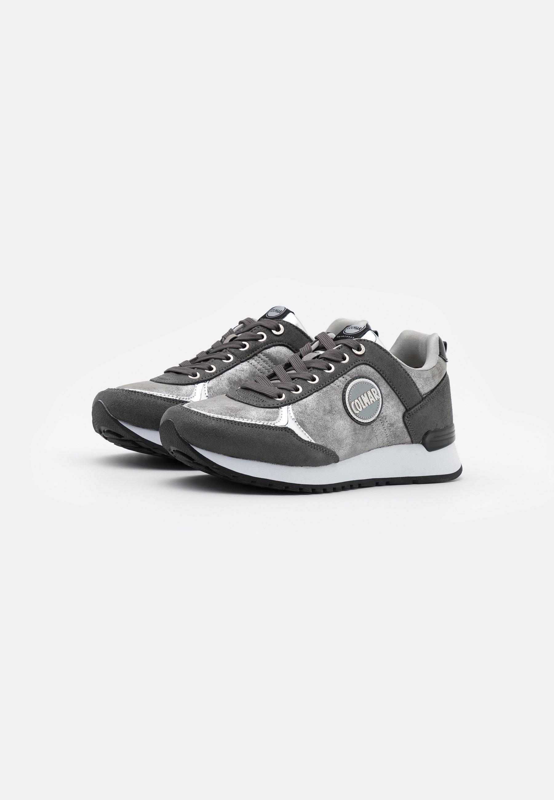 Colmar Originals Travis Punk - Sneakers Grey/silver