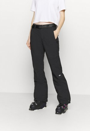 STAR PANTS - Ski- & snowboardbukser - black out