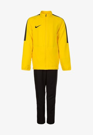 DRY ACADEMY 18 - Tracksuit - yellow/black