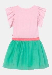 Billieblush - Jersey dress - light pink/mint - 1