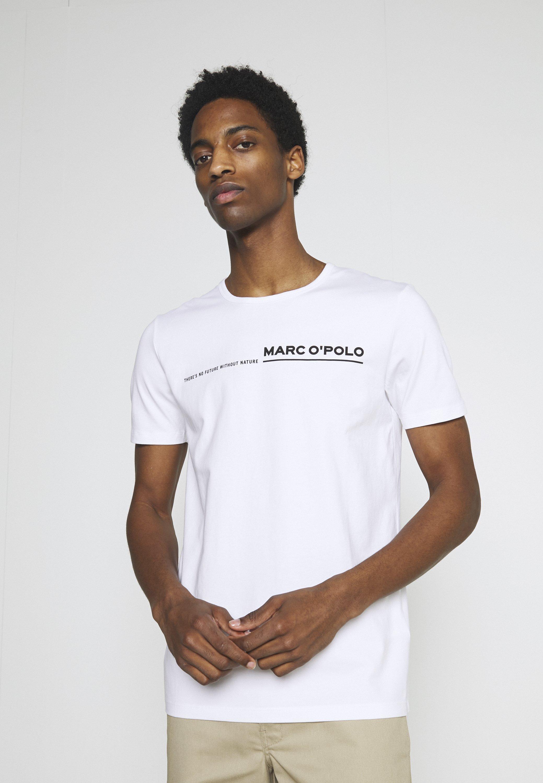 Men SHORT SLEEVE ROUND NECK - Print T-shirt