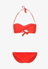 Bikini Bar - OSCAR - Bikini - rouge - 4