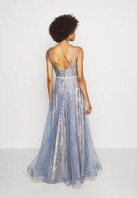 Mascara - Suknia balowa - steel blue - 2