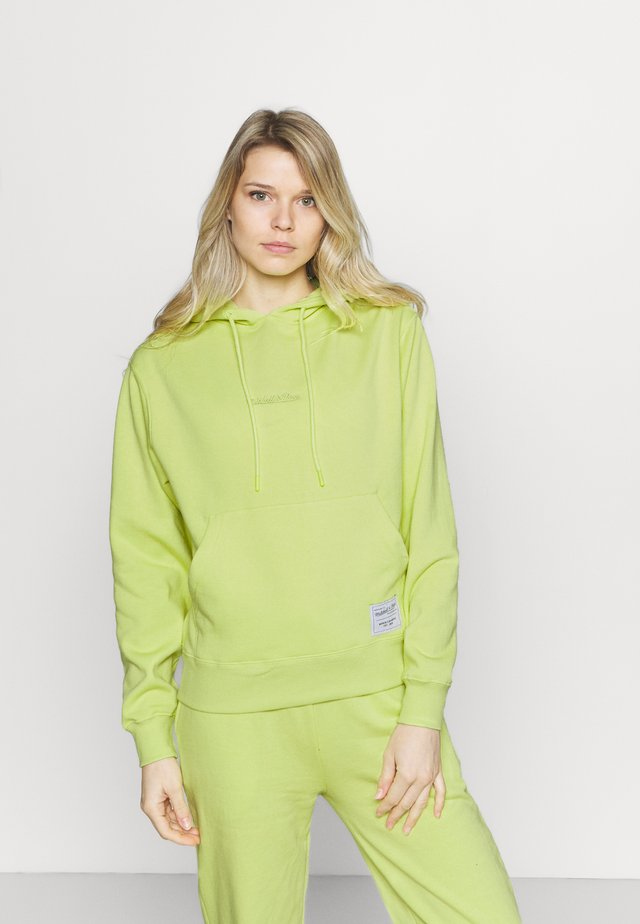 BRANDED WOMENS ESSENTIALS HOODIE - Sweatshirt - green/lightgreen