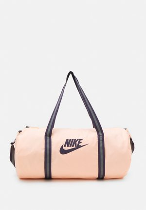 HERITAGE UNISEX - Sports bag - crimson tint/dark raisin