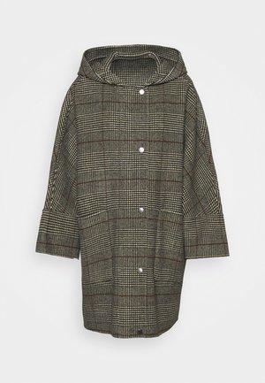 SIGFRID - Classic coat - black