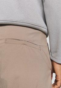 Houdini - WADI SHORTS - Shorts outdoor - beige - 3