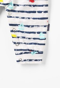 Noppies - DUNGAREE ROMPER RIFLE BABY ZGREEN - Body - patriot blue - 7