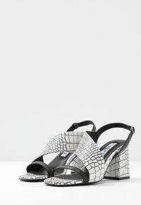 Sixtyseven - NERIT - Sandals - blanco - 4