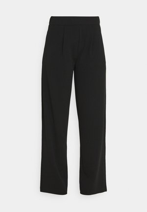 JDYLANEY CATIA WIDE PANT - Trousers - black