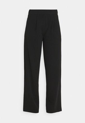 JDYLANEY CATIA WIDE PANT - Pantaloni - black