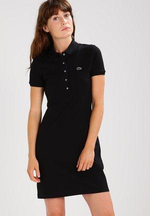EF8470 - Robe chemise - noir