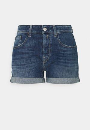 ANYTA - Denim shorts - medium blue