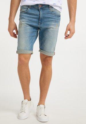 Denim shorts - summertime