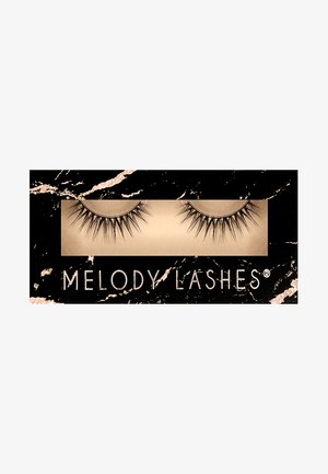 ROSE - False eyelashes - black