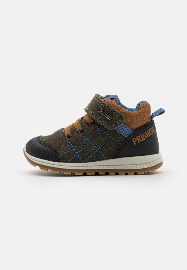 Dětské boty - bosco/nero